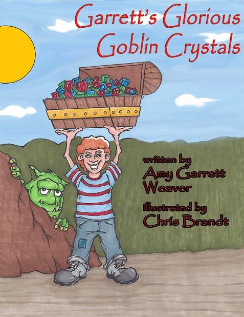 Garrett's Goblin Front Cover-Web